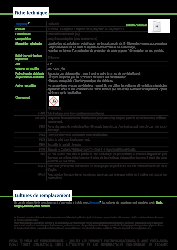 NOTICE A4 AVANZA 04.21-4ok